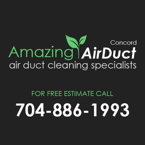 Air Duct Cleaning Concord NC